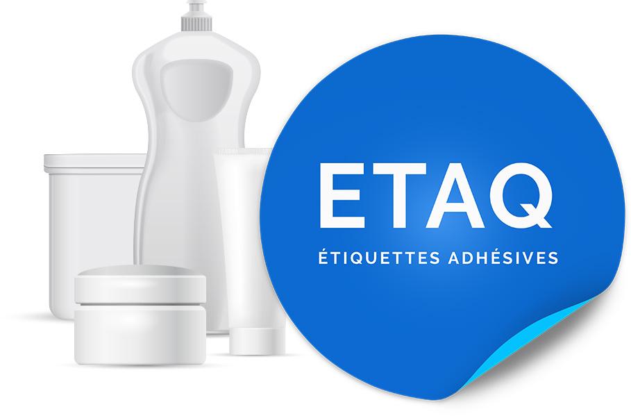 ETAQ Étiquettes adhésives
